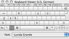 usgerman-keylayout